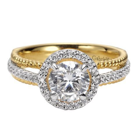 Wedding Rings Pictures: wedding ring two tone diamond