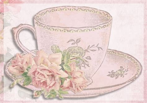 Vintage Card Teacup · Free image on Pixabay