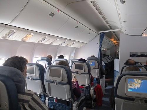 Travelrewards Delta 777 200lr Economy Class Cabin
