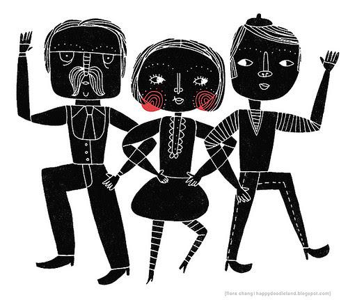 Dancing with the Gentlemen
