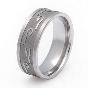 Fishing Wedding Rings & Fish Hook Rings   Titanium Buzz