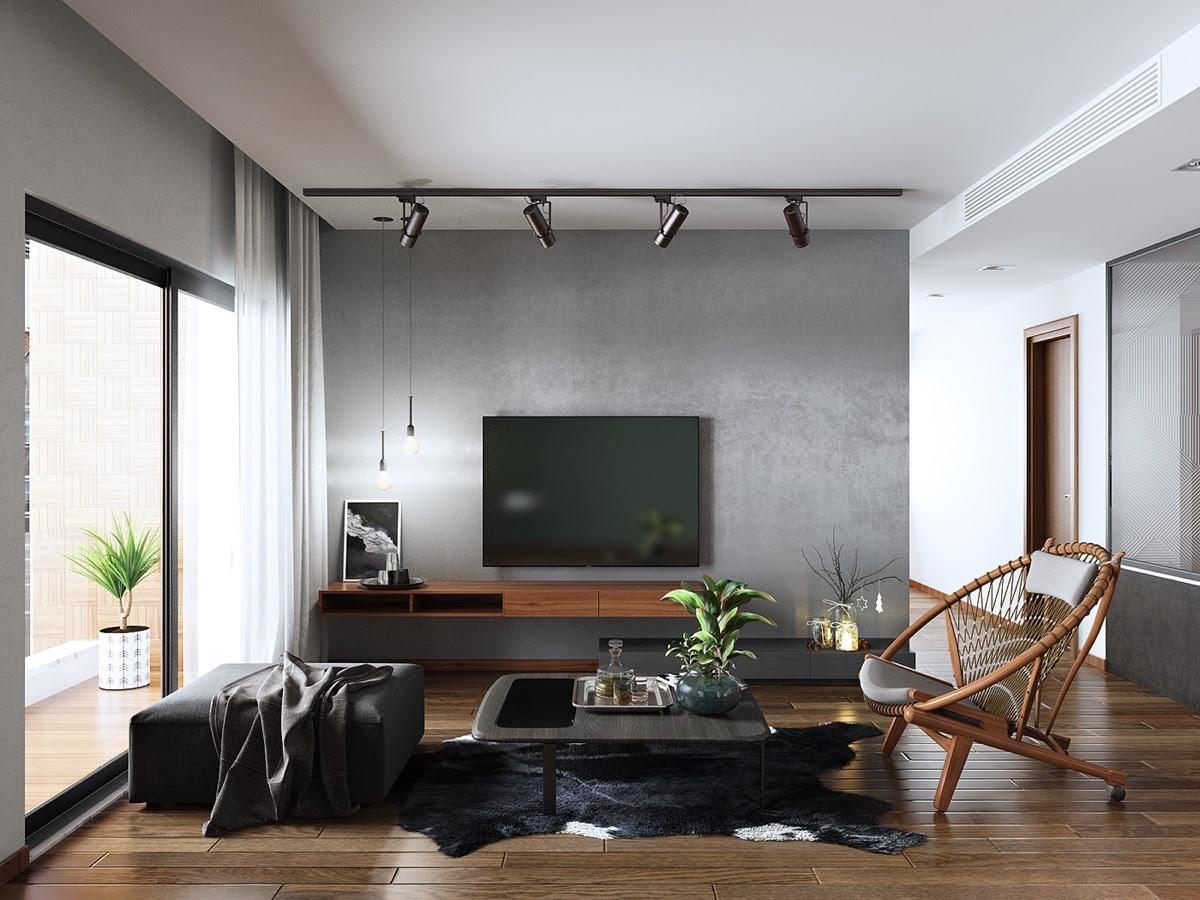 Simple And Achievable Scandinavian Apartment Designs
