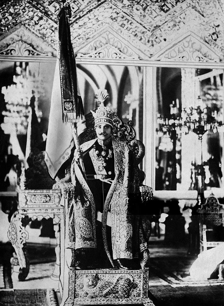 File:Reza shah coronation.jpg