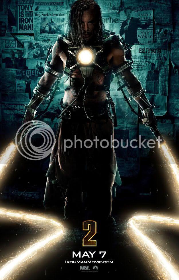 Iron poster 2