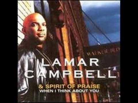 I Love You Jesus Lyrics Lamar Campbell