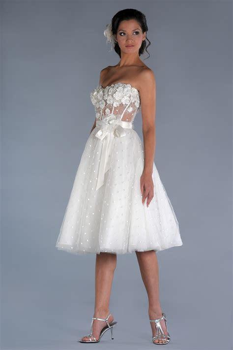 Short Wedding Dresses   Dressed Up Girl