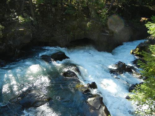Natural Bridge, The Rogue River, Oregon _ 6480