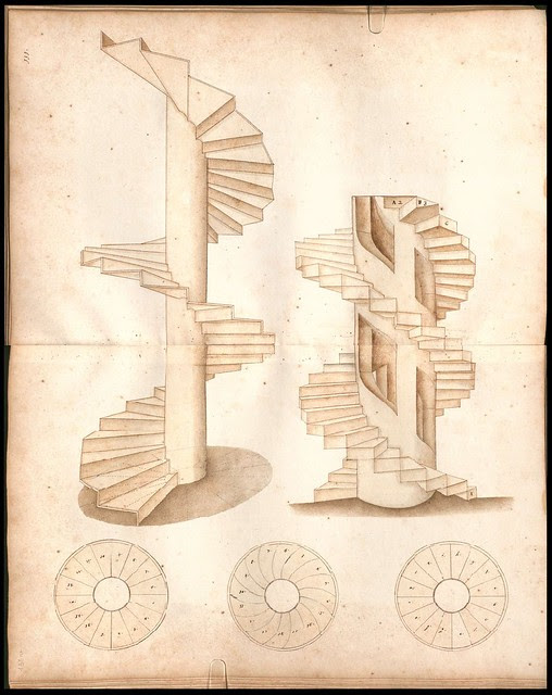 Architectura Regia (stairs)
