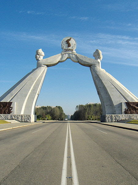 Filemonument To Three Charters For National Reunification