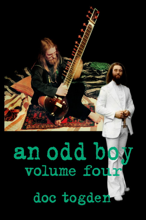 an odd boy - vol. 4