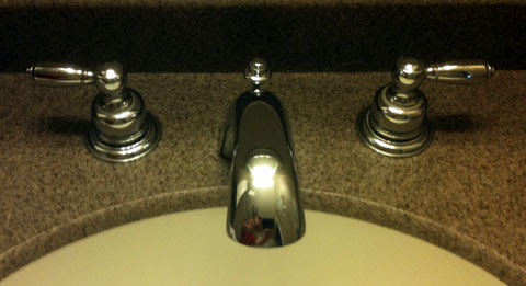Fixing a Leaky Delta Bathroom Sink Faucet | Faucet ...