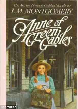 آن في المرتفعات الخضراء - الكتب الاكثر مبيعا في التاريخ