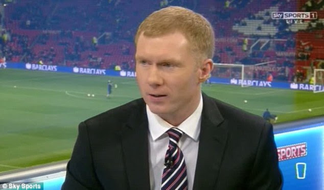 Paul Scholes job after retired from football
