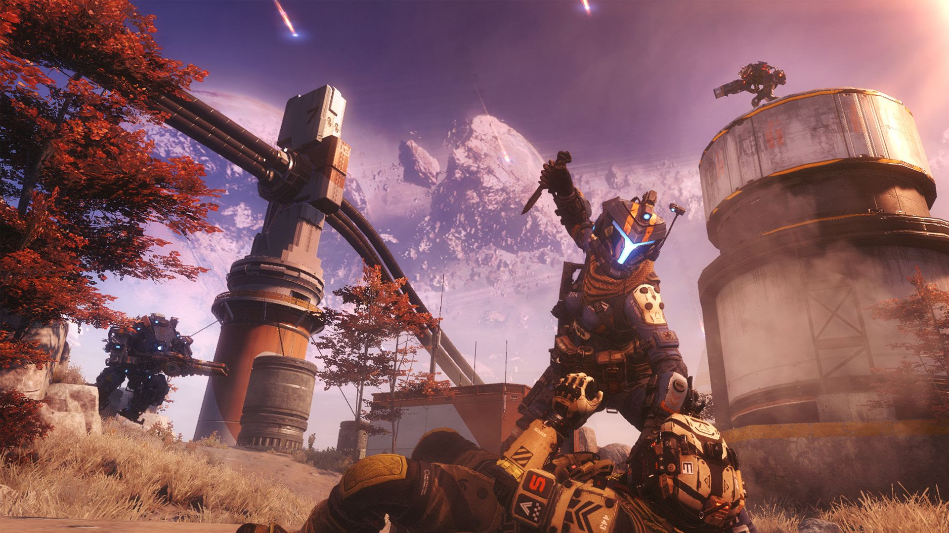 EA Access subscribers now have Titanfall 2 screenshot