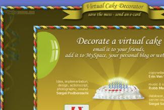 How To Send A Virtual Birthday Cake