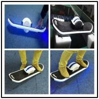 Intelligent One Wheel Self Balancing hoverboard electric skateboard with Led Lights and