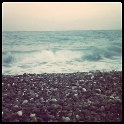 Beach horizon by Erixsson