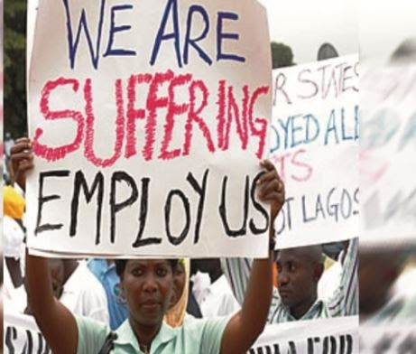 In 21 months, 7.9 million Nigerians became Unemployed – NBS