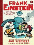 Book Cover for the Frank Einstein Series