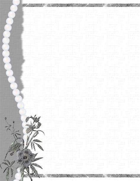 Wedding Stationery Theme Downloads Pg 1