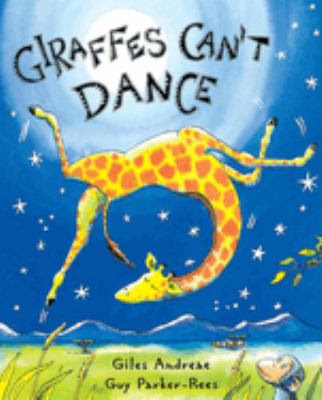 Cover Art for Giraffes can't dance