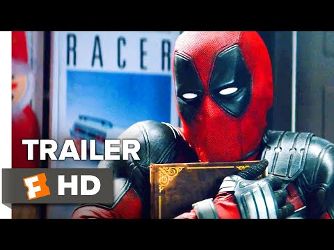 Once Upon a Deadpool Trailer #1 (2018)
