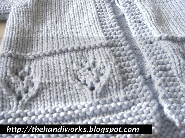 knitting baby cardigan lessons in Singapore