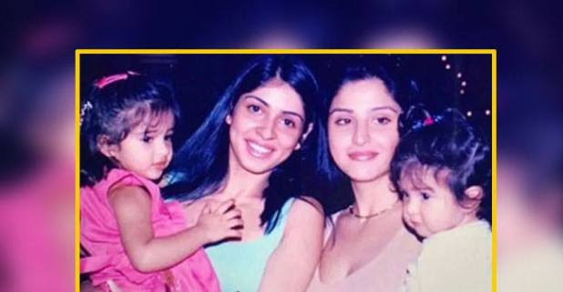 Ananya Panday Shared Throwback Pic Featuring Bhavana Panday and Shanaya Kapoor is all you have to see today