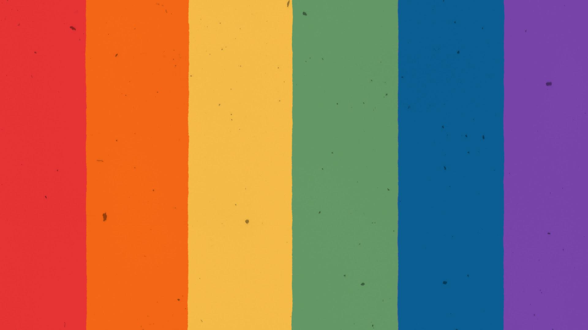 Pride Flag A History Of The Gilbert Baker Rainbow Design Cnn Style
