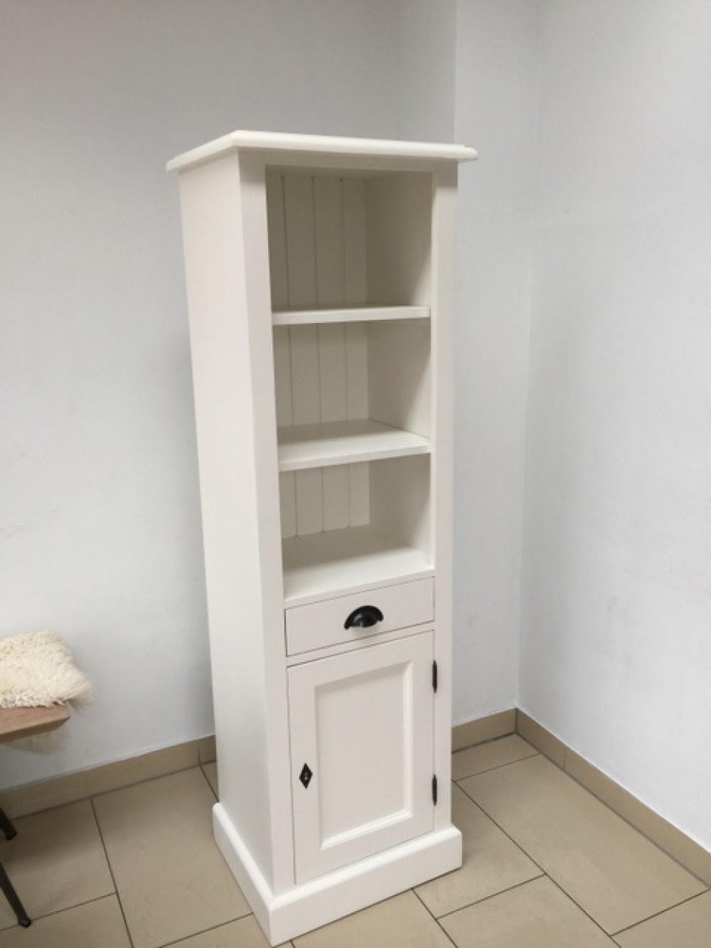 badezimmerschrank weiß landhausstil regal weiß landhaus