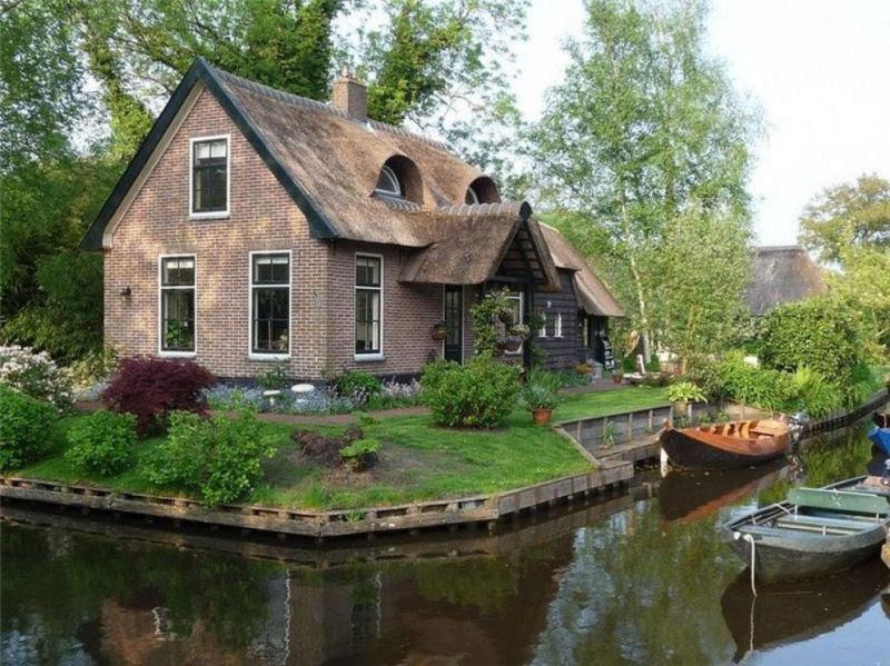 Giethoorn, a Veneza rural da Holanda 14