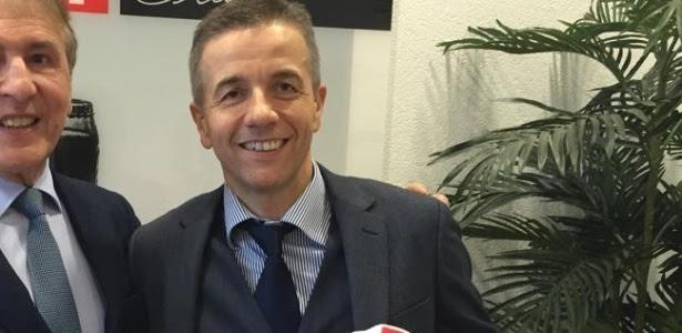 Philippe é sobrinho de Joseph Blatter e preside agência de marketing