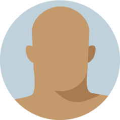 Icon of a bald man