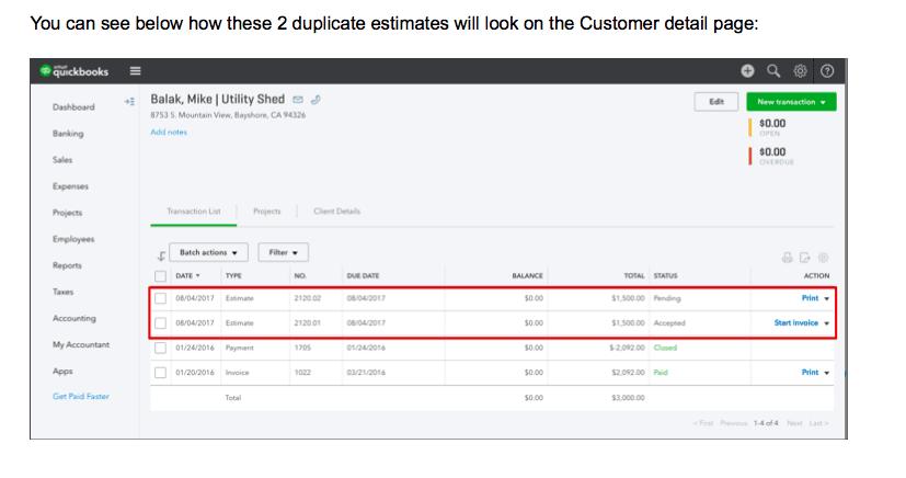 QuickBooks Online Job Costing & Progress Invoicing ...