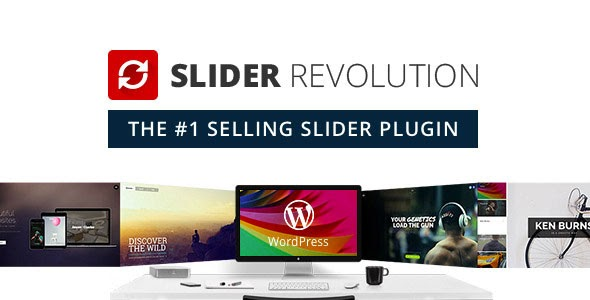 Slider Revolution v6.3.6 - Responsive WordPress Plugin