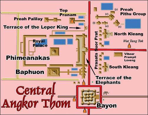 Angkor-map-A-Thom