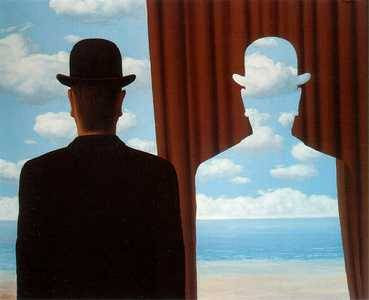 renemagritte-art:  Decalcomania, 1966 Rene Magritte