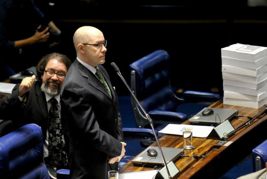 Demóstenes teve os direitos políticos cassados até 2027 / Antônio Cruz/ABr/ABr