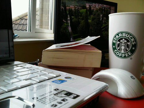 Coffee, Books and Technology