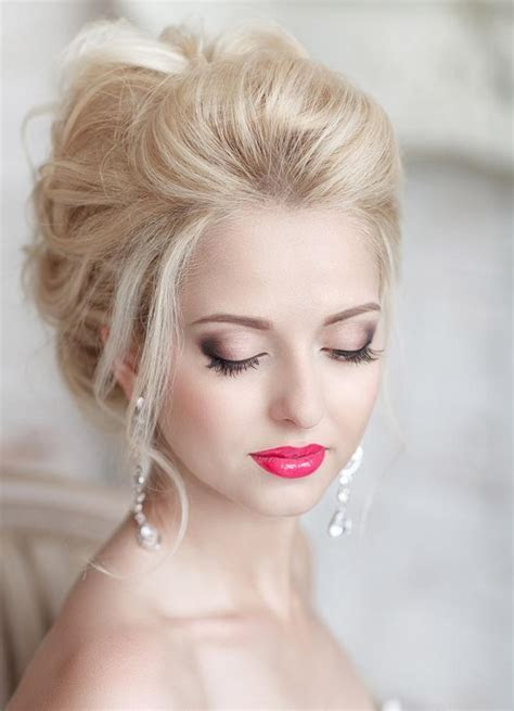 Wedding makeup for green eyed blondes ? 34 photos of the