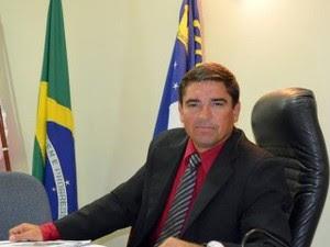 Vereador de Cachoeiro é preso por desacato (Foto: Arquivo/ A Gazeta)