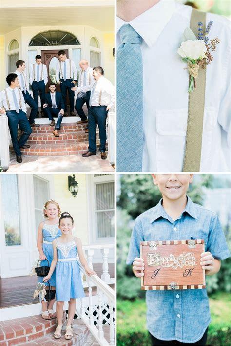 Rustic Chic Backyard Wedding   California Wedding Day