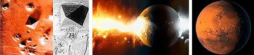 Ядерная атака на Марс