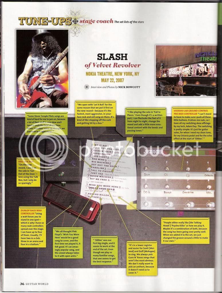 slash Gear