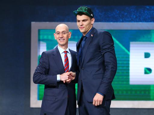 Avatar of Ex-Celtic draft pick Ante Zizic inks deal with Maccabi Tel Aviv