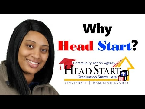 WHY HEAD START? by CAA Head Start Teaching Assistant Maya Smith (part 1)