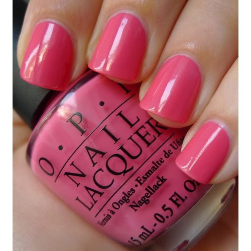 OPI Nail Polish Elephantastic Pink 0.5 oz.