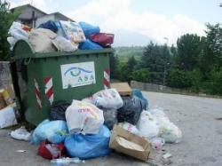 emergenza rifiuti campania