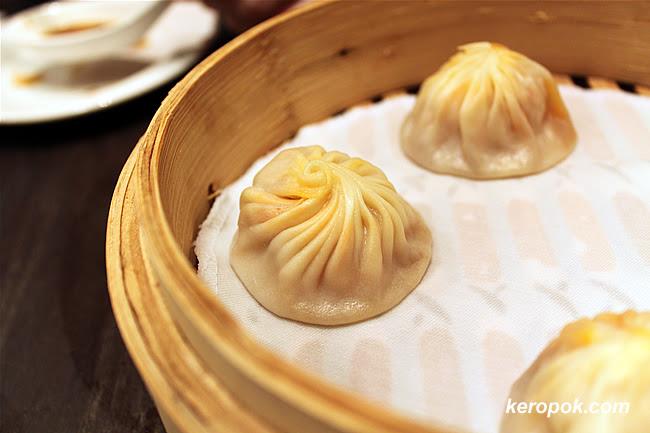 Chilli Crab Xiao Long Bao
