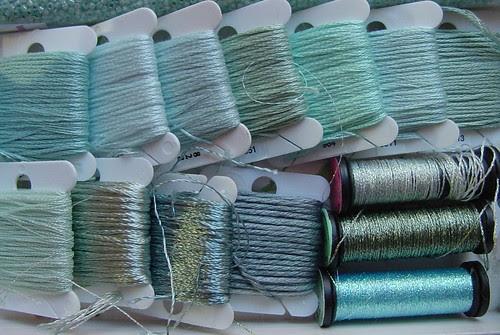 Sea Glass Threads
